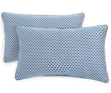 Outdoor Pillows Poufs