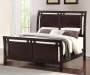 Hamilton Queen Bed Siderails, 2 of 2 pieces
