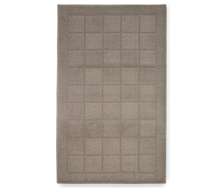 Hampton Gray Accent Rug Silo