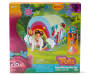 Happy Hideaway Play Tent silo front box