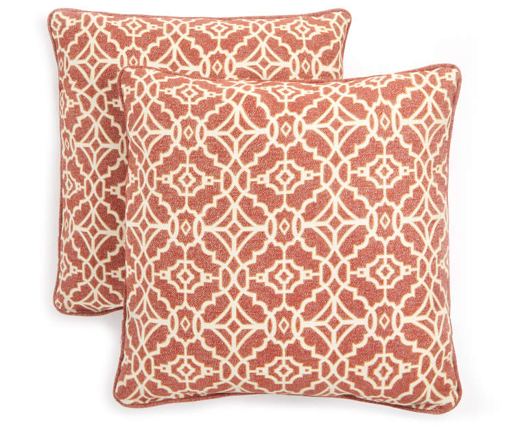Harbor Outdoor Throw Pillows 2 Pack