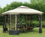 Hartford Gazebo 12 by 10 Outdoors