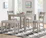 Hayden Gray Collection Lifestyle Dining Room