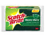Heavy Duty Scrub Sponge, 3-Pack