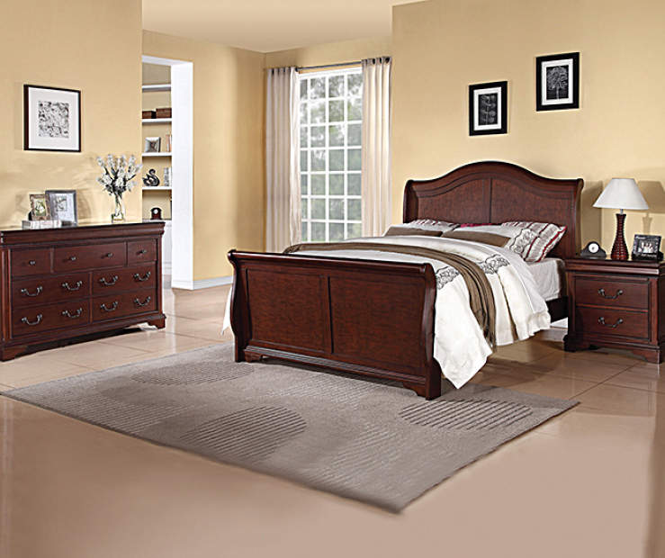 Henry Queen Bedroom Collection Big Lots