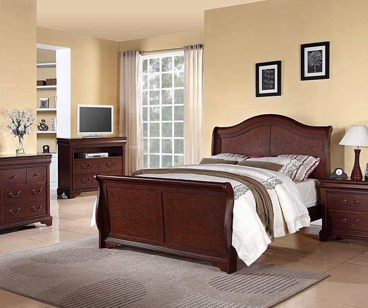 henry queen bedroom collection big lots. Black Bedroom Furniture Sets. Home Design Ideas