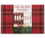 Hickory Farms Holiday Celebration Meat and Cheese Food Gift Set 23 point 2 ounce silo front