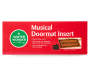 Holiday Doormat Musical Insert package