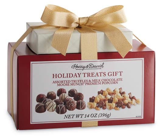 Harry David Holiday Treats Gift Box 14 Oz Big Lots
