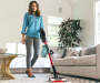 IONFlex DuoClean Cordless Ultra Light Vacuum lifestyle with model
