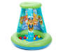 Inflatable Ball Playland silo front