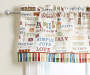 Inspirational Words Tier and Valance 3 Piece Set lifestyle