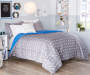 JH 8PC QN BIAB SARAH GEO GRAY/WHITE/BLUE