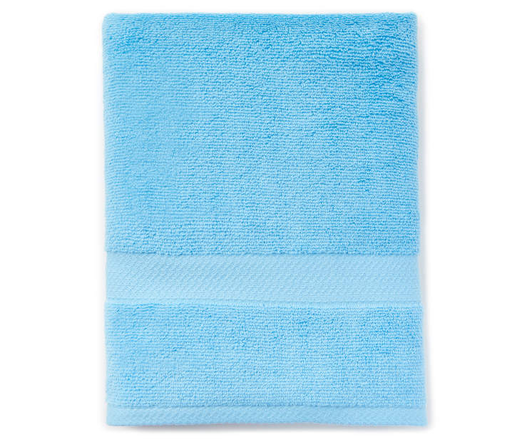 JH BATH TOWEL ALASKAN BLUE