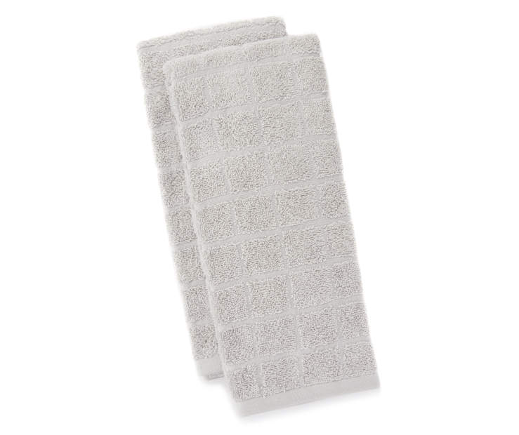 JH BTC19 2 PK HAND TOWELS - HARBOR MIST
