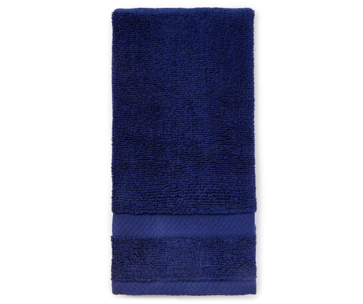 JH HAND TOWEL BLUE DEPTH