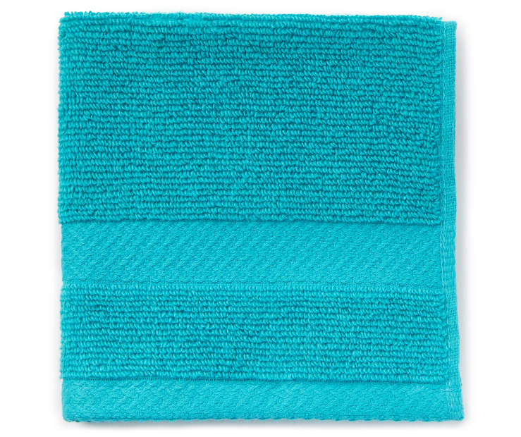 JH WASH TOWEL LAKE BLUE