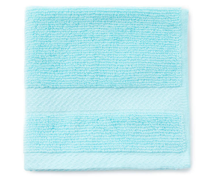 JH WASH TOWEL TANGER TURQ