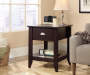 Jamocha Creek Dark Brown End Table