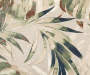 Kash Patina Botanical Outdoor Chair Cushion Swatch