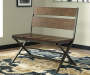 Kavara Brown Double Dining Chair lifestyle