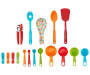 Kitchen Tool and Gadget Set, 17-Piece