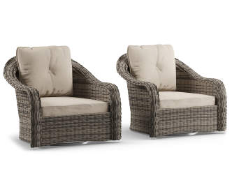 Wilson Amp Fisher Lakewood 5 Piece Patio Furniture Set With