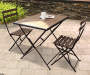 LAUREL FOLDING BISTRO SET