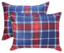 LC 12PC BIAB FULL PROVIDENCE PLAID RED/BLUE
