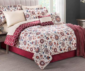 sizes 2 - King Bedding