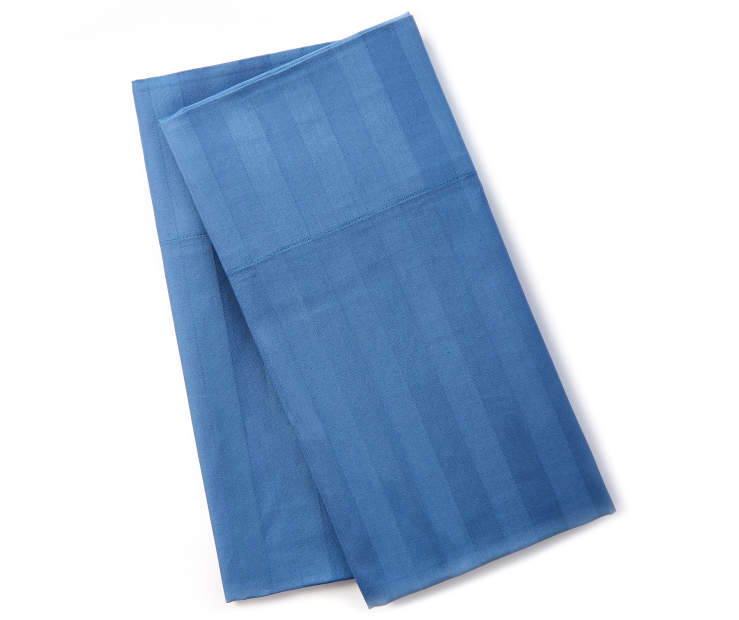 LC 320TC CORNET BLUE STD PILLOWCASE