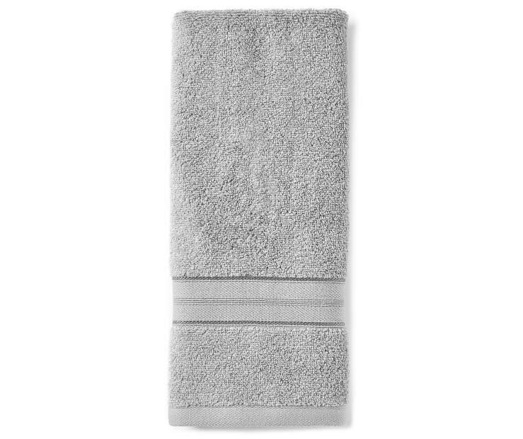 LC HAND TOWEL MONUMENT GREY