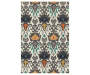 Lance Ivory Area Rug 5FT3IN x 7FT6IN Silo Image
