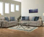 Lane Dharma Cloud Beige Loveseat