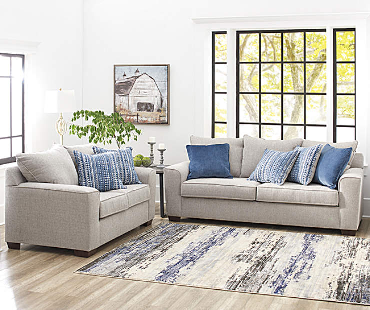 Lane Dharma Cloud Living Room Collection | Big Lots