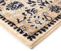 Lani Traditional Floral Accent and Area 2 Piece Rug Set silo front corner