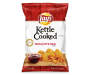 Lay's Kettle Cooked Mesquite Barbecue Potato Chips 8 Ounce Bag