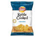 Lay's Kettle Cooked Original Potato Chips 8 Ounce Bag