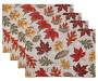 Leaves Placemats 4 Pack silo front