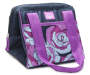 Leftover 9-Can Amethyst Rose Tote