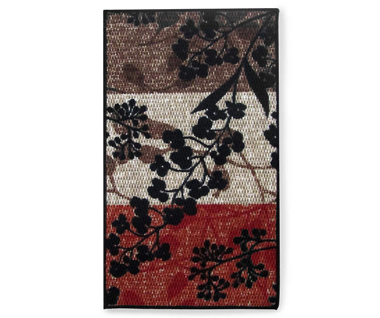 Living Colors Multi Color Raven Accent Rugs Big Lots