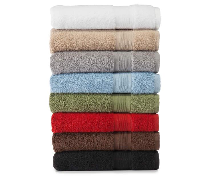 Bath Towels Lots: Living Colors Bath Towels