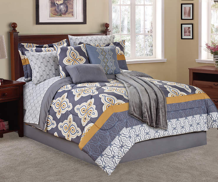 Add Delight And Charm To Your Bedroom With One Of These Sophisticated Bedding Sets They Have Everything You Need Turn Or Guest Room Into A