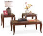 MATTIE BROWN 3/CT OCC TABLE SET