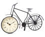 MEDIUM METAL BICYCLE CLOCK
