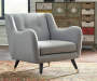 MENGA ASH ACCENT CHAIR