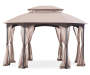 Manhattan Oval Gazebo, (10' x 12')