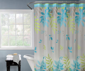 Non Combo Product Selling Price 60 Original List 600 Just Home Margaret Falling Leaf Shower Curtain