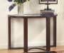 Marion Brown Console Table lifestyle