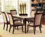 Marseille Dining Chairs with Table Lifestyle